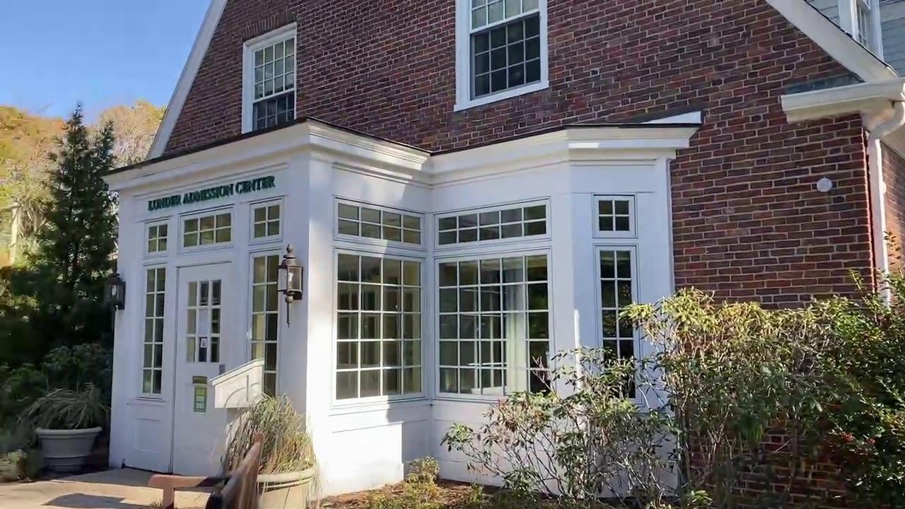 Campus Tour: Lunder Center – Admission's Office